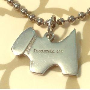 Tiffany & Co. Scottie Dog necklace